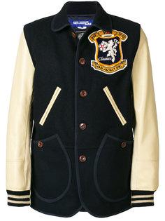 куртка-бомбер  с вышивкой Junya Watanabe Comme Des Garçons Man