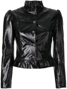 куртка Caracas с оборками Vivetta
