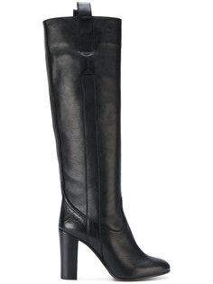 ботфорты на высоком каблуке LAutre Chose