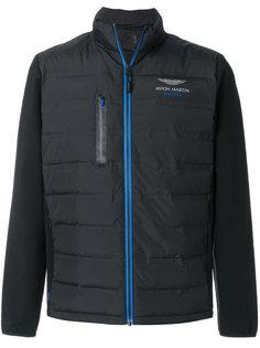 куртка с дутой панелью Hackett
