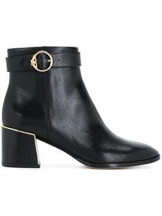 ботинки с ремешками Tory Burch