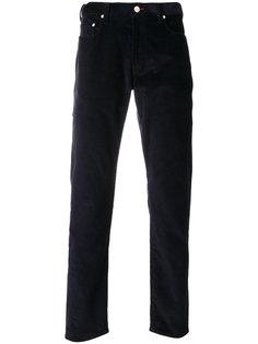 вельветовые брюки прямого кроя Ps By Paul Smith