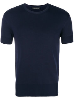 эластичная футболка с короткими рукавами Neil Barrett