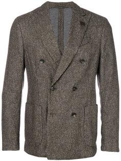 двубортный пиджак Fantasia  Lardini