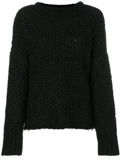свитер свободного кроя Thom Krom