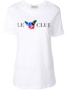 футболка Le Club Être Cécile