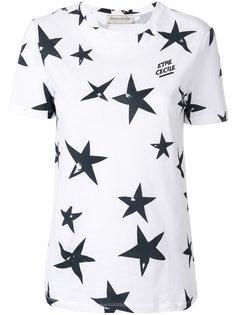 футболка со звездным принтом  Être Cécile