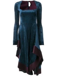 платье в стиле фламенко Esteban Cortazar