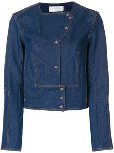 укороченная джинсовая куртка Esteban Cortazar