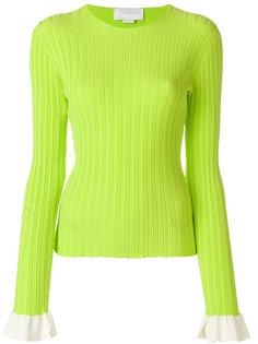 свитер с круглым вырезом Esteban Cortazar