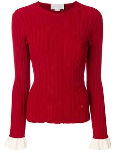 свитер в рубчик  Esteban Cortazar