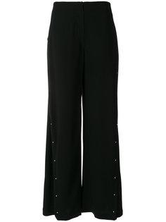 широкие брюки с заклепками Esteban Cortazar
