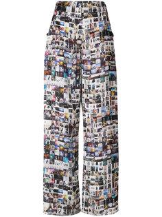 брюки с боковой застежкой Esteban Cortazar