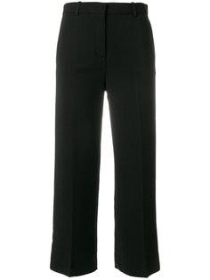 укороченные классические брюки Versace