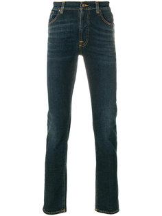 джинсы скинни Lin Nudie Jeans Co