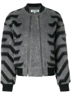 куртка-бомбер с тигром  Kenzo