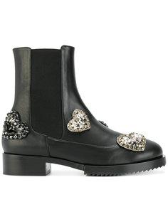 декорированные ботинки челси Nº21