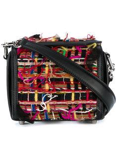 сумка Box Bag 16 Alexander McQueen