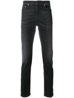 декорированные джинсы с лампасами Neil Barrett
