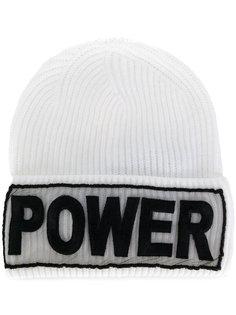 шапка-бини Power Manifesto Versace