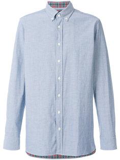 рубашка с воротником на пуговицах Hackett