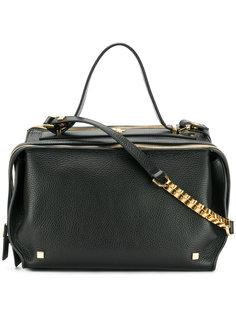 сумка-тоут с верхними ручками Giancarlo Petriglia