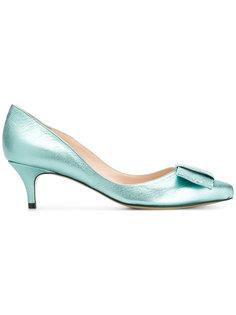 туфли-лодочки с бантом Lenora