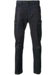 джинсы стандартного кроя Stone Island