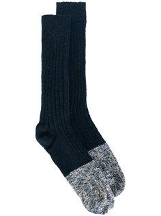 носки с контрастными панелями Bellerose