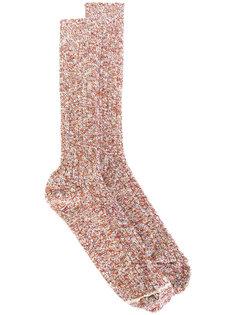 носки в рубчик Bellerose