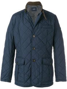 легкая стеганая куртка Hackett
