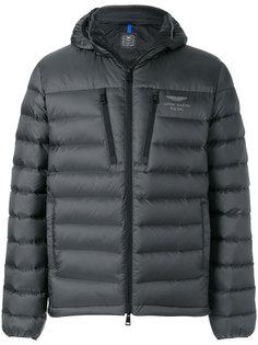 стеганая куртка с капюшоном Hackett