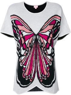 топ с бабочкой Giamba