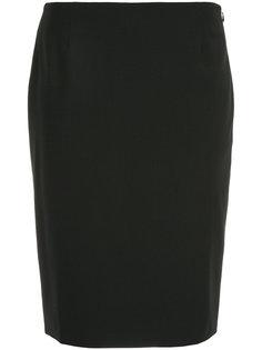 юбка-карандаш с завышенной талией Lanvin
