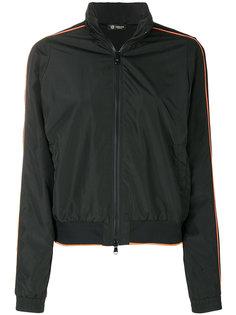 куртка на молнии Medusa Versace