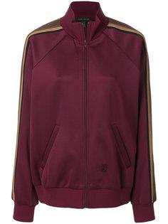 спортивная куртка с полосками  Marc Jacobs