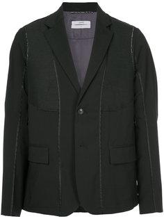 пиджак с панельным дизайном Oamc