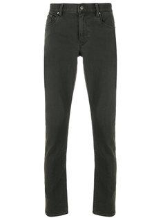 джинсы кроя слим Michael Kors