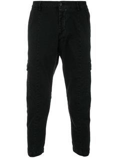 укороченные брюки  Low Brand