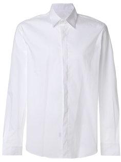 рубашка с потайной застежкой Low Brand