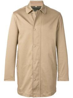 классическое приталенное пальто Sempach
