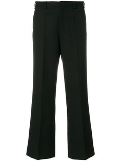 широкие укороченные брюки  Maison Margiela