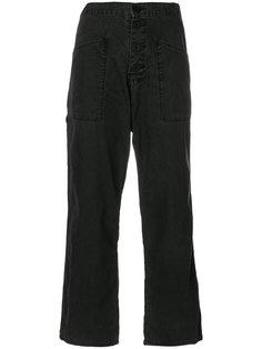 укороченные брюки карго Theodora Rta