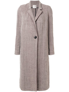 пальто с узором  Forte Forte