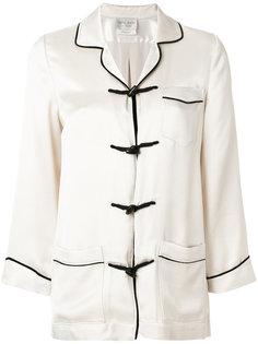 легкая куртка с застежками тогл  Forte Forte