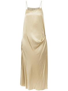 платье-комбинация со сборками Nehera