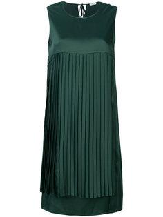плиссированное платье шифт P.A.R.O.S.H.
