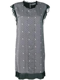платье с фестончатым узором Cotélac