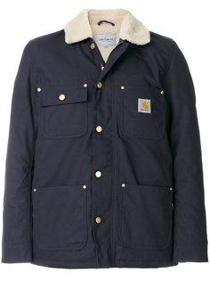 куртка с контрастным воротником Carhartt