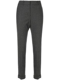 брюки слим с завышенной талией  Paule Ka